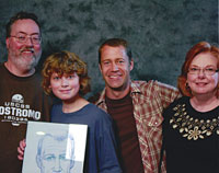 Colin Ferguson and my family